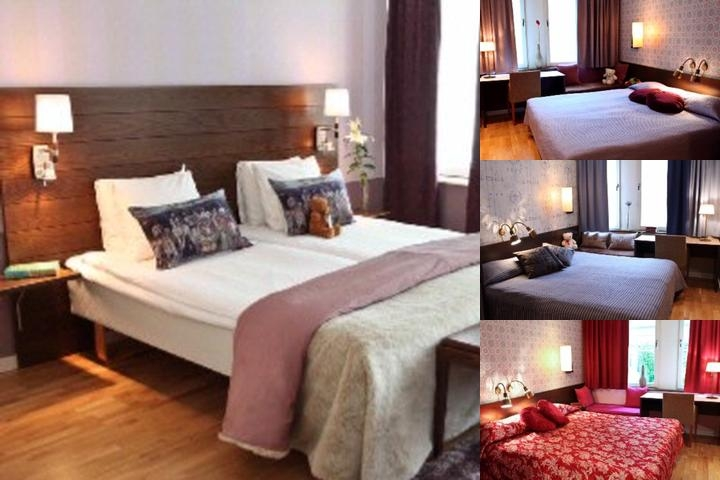 Freys Hotel photo collage