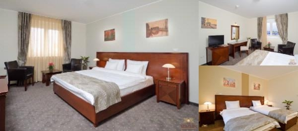 Hotel Semlin B & B photo collage