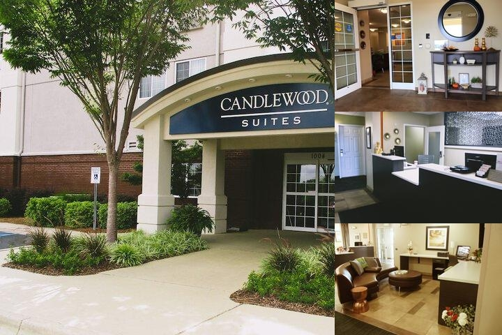Candlewood Suites of Alabaster photo collage