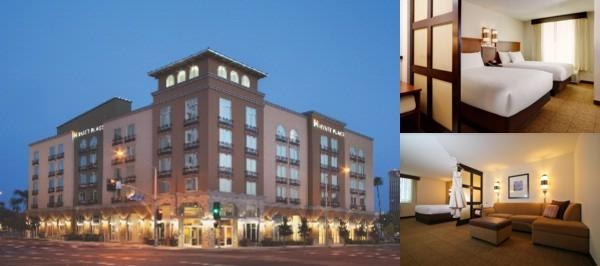 Hyatt Place Riverside / Downtown photo collage