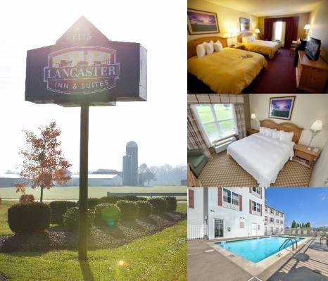 Lancaster Inn & Suites photo collage