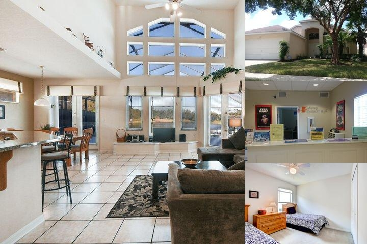 Advantage Vacation Homes photo collage