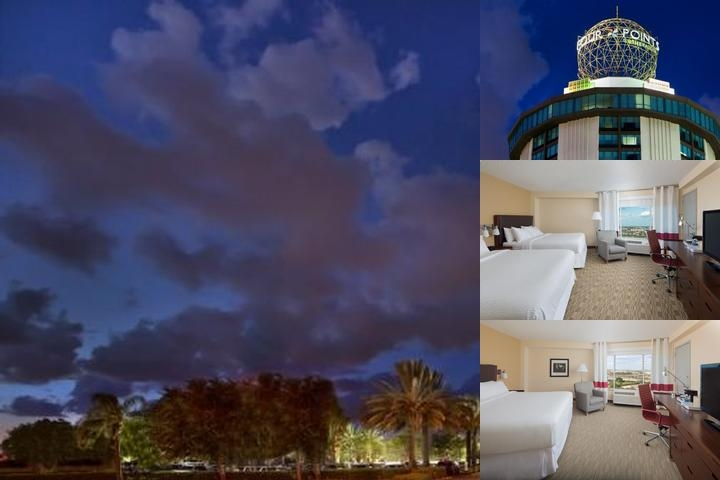 Four Points by Sheraton Orlando Studio City photo collage