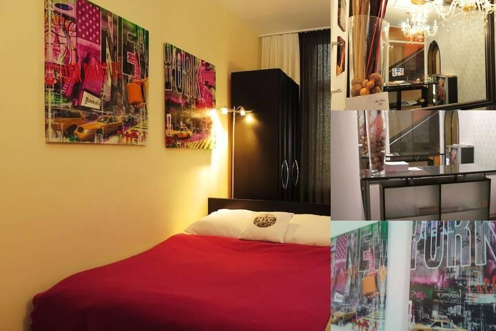 Hotel Monte Christo photo collage