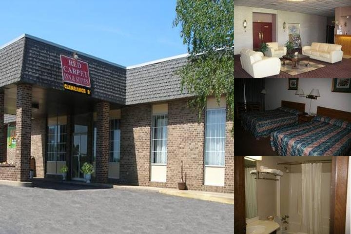 Days Inn Clearfield photo collage