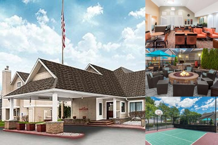 Hawthorn Suites by Wyndham St. Louis Westport Plaz photo collage