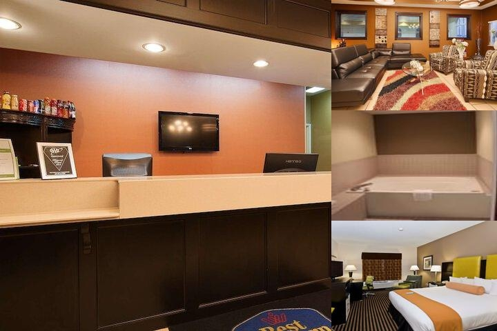Best Western Plus Searcy Inn photo collage