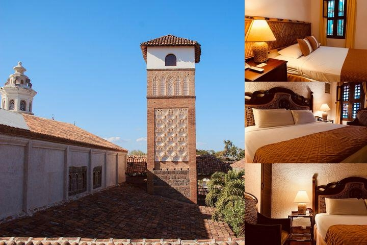 Hotel Granada photo collage