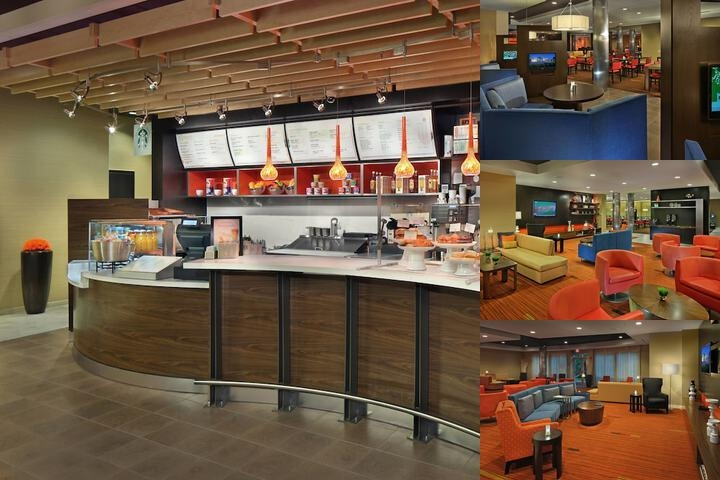 Courtyard Marriott Coatesville Exton Philadelphia photo collage
