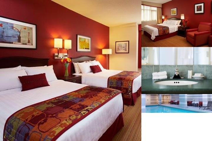 Marriott Residence Inn photo collage