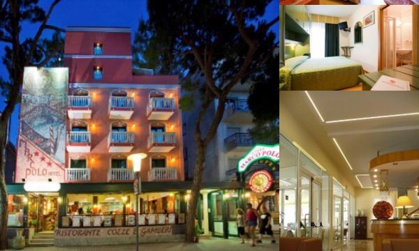 Hotel Marco Polo photo collage