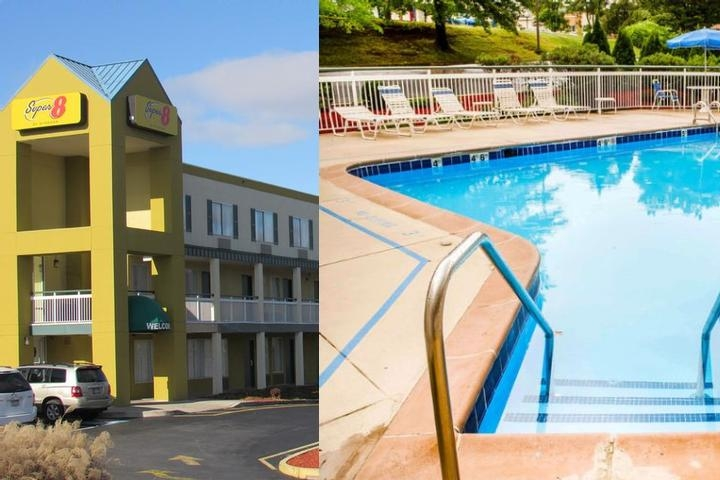 Quality Inn New Cumberland photo collage