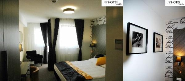 The Hotel 1060 Vienna photo collage