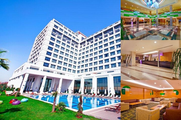 The Green Park Pendik Hotel & Convention Center photo collage
