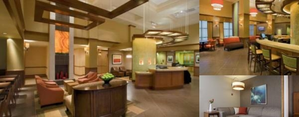 Hyatt Place Fort Worth Cityview photo collage