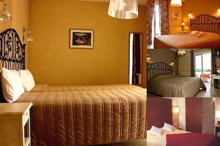 Le Manoir photo collage