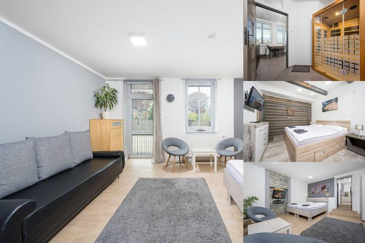 Apartma Sungarden Liberec photo collage