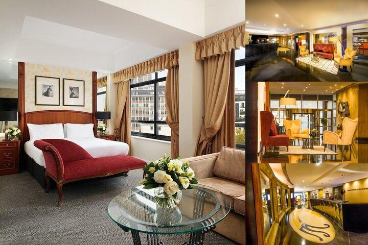 Millennium Hotel London Knightsbridge photo collage