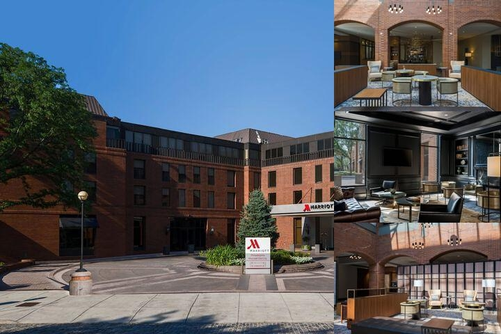 Sheraton in Society Hill Philadelphia photo collage