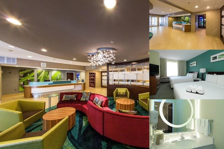 Springhill Suites by Marriott Warwick photo collage