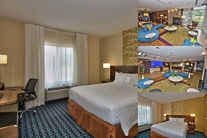 Towanda Fairfield Inn & Suites photo collage