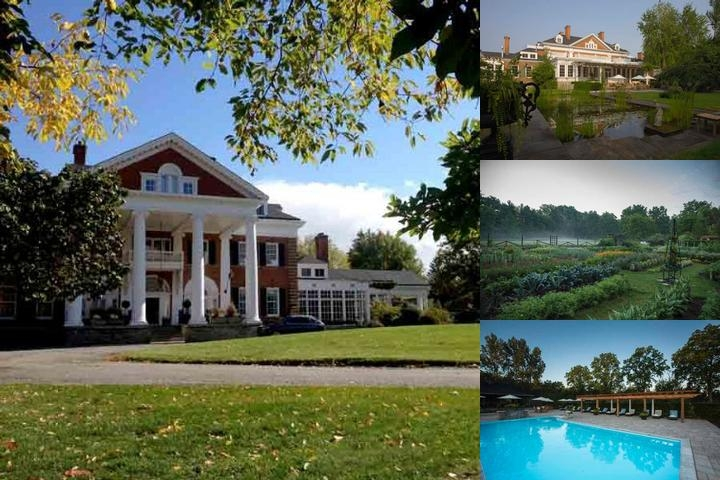 Langdon Hall photo collage