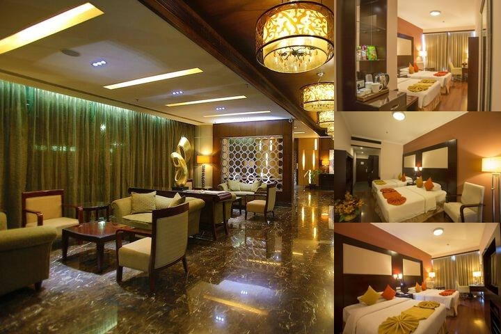 Asiana Place photo collage