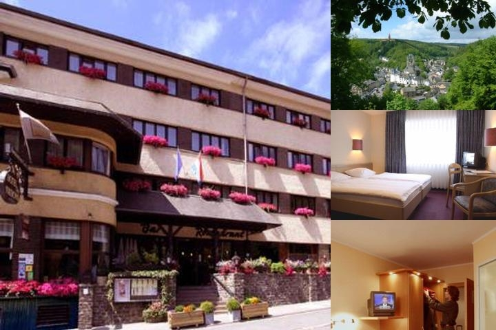 Hotel Des Nations photo collage