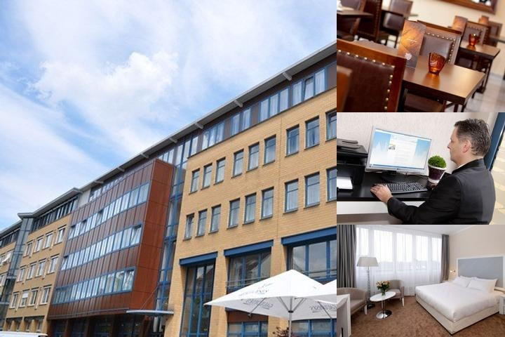Vek Business Hotel photo collage