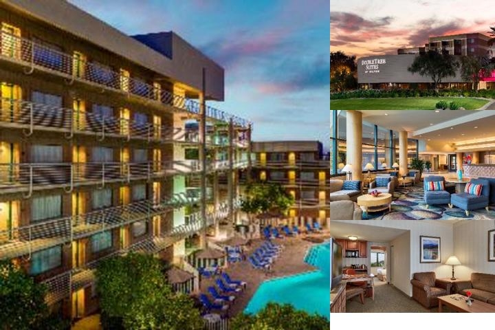 Doubletree Suites by Hilton Phoenix photo collage