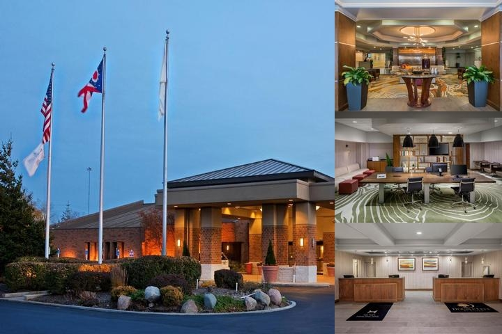 Doubletree by Hilton Cleveland East Beachwood photo collage