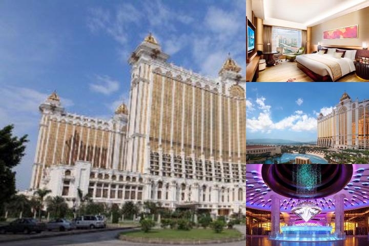Galaxy Macau photo collage