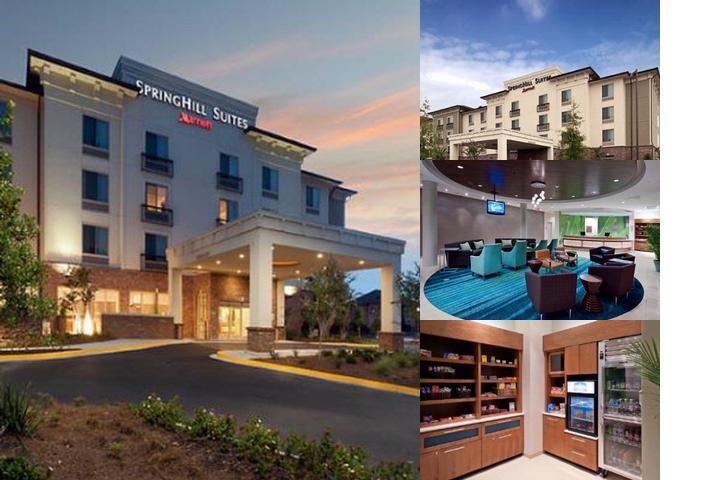 Springhill Suites Lafayette South at River Ranch photo collage