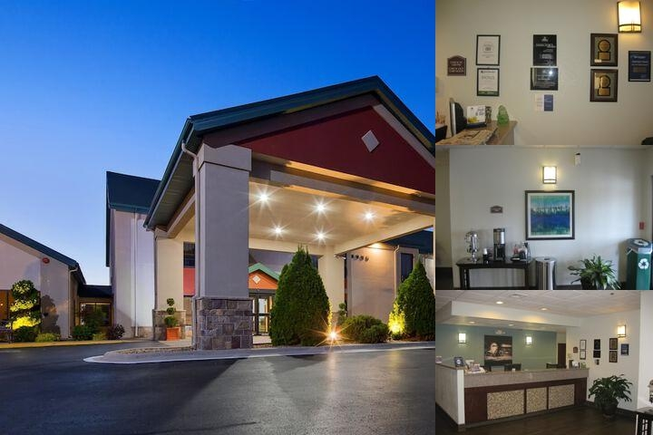 Best Western Plus Springfield Airport Inn photo collage