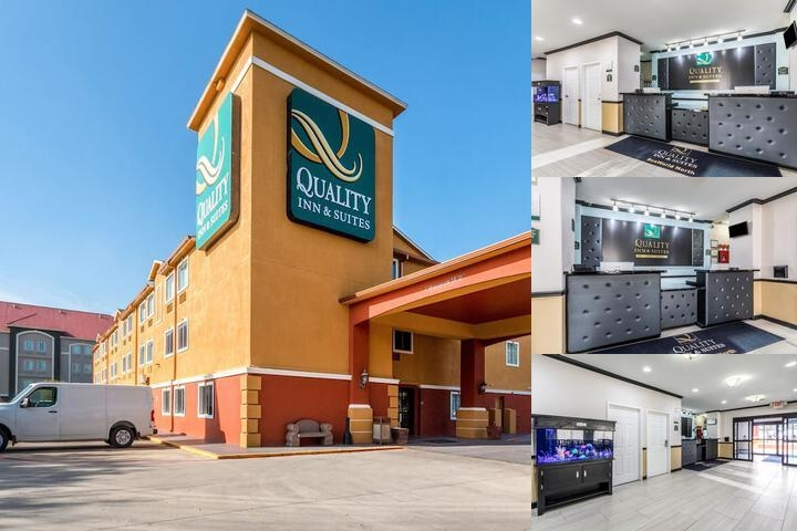 Quality Inn & Suites Seaworld North photo collage