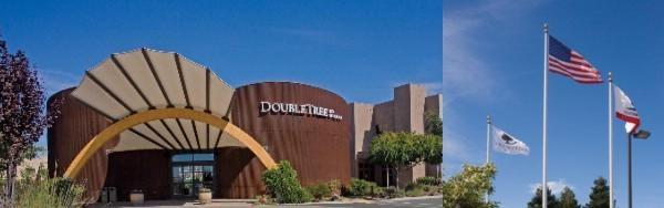 Doubletree by Hilton Hotel & Spa photo collage