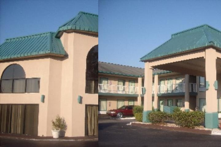 Howard Johnson Santee photo collage