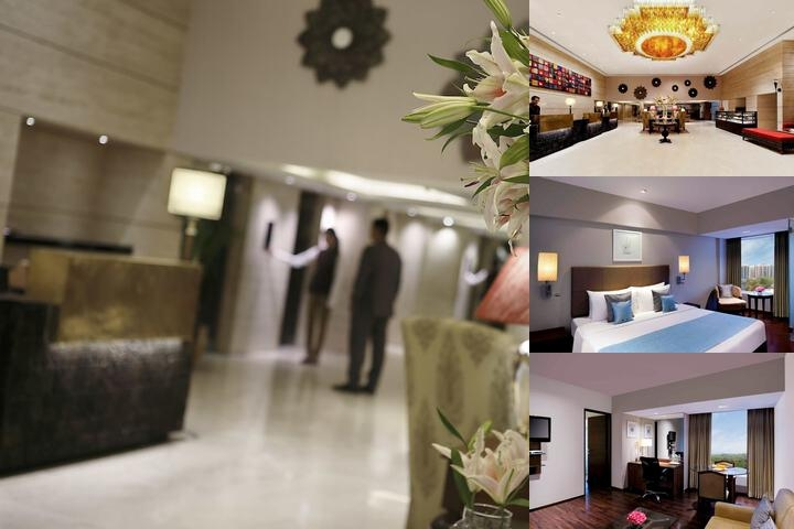 Surya Palace Hotel photo collage
