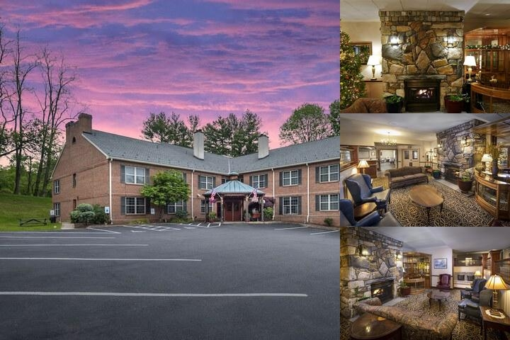 Brandywine River Hotel photo collage