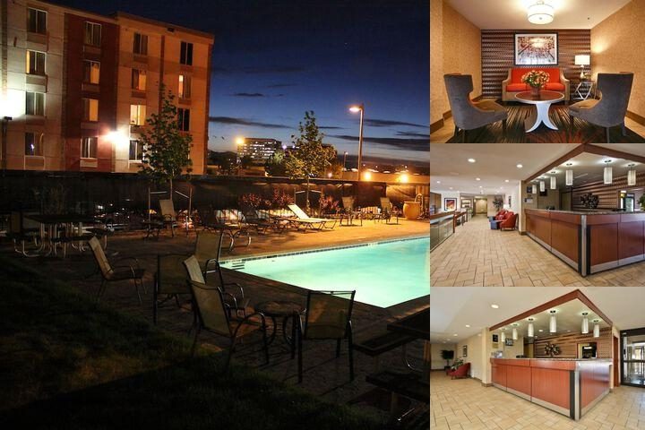 Best Western Plus Denver Tech Center Hotel photo collage
