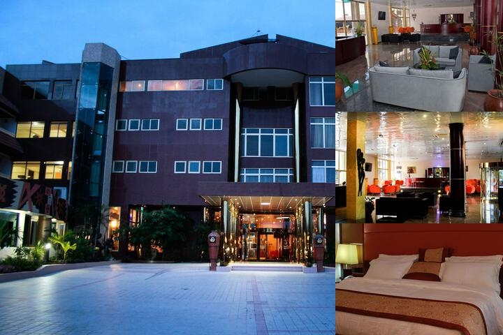 Royal Nick Hotel photo collage