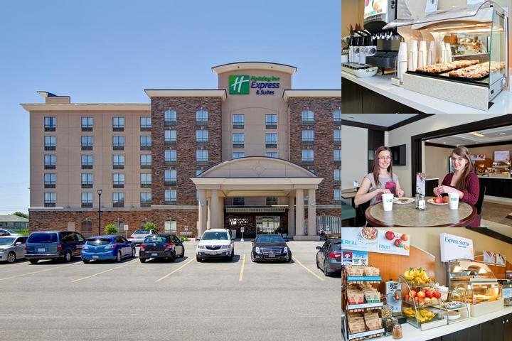 Holiday Inn Express & Suites Waterloo / St. Jacobs photo collage