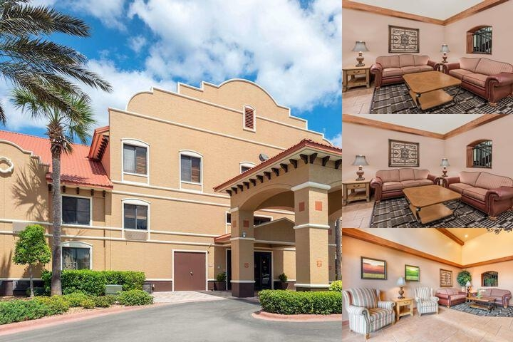 Clarion Inn Ormond Beach at Destination Daytona photo collage