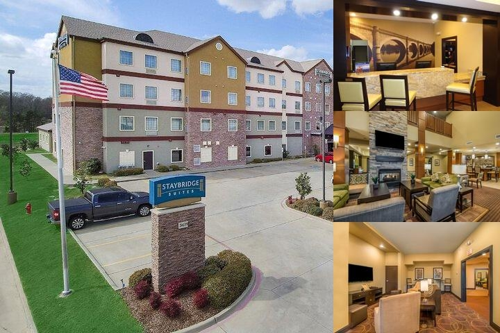 Staybridge Suites North Longview photo collage
