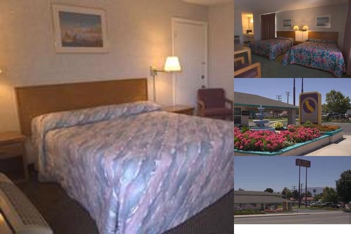 Inns of California Salinas photo collage