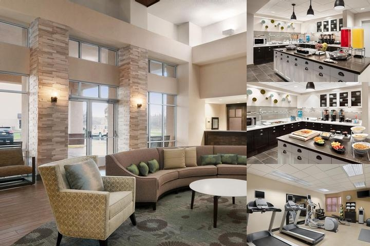Rochester Homewood Suites by Hilton photo collage