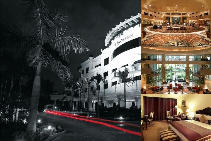 Le Royal Meridien Chennai photo collage