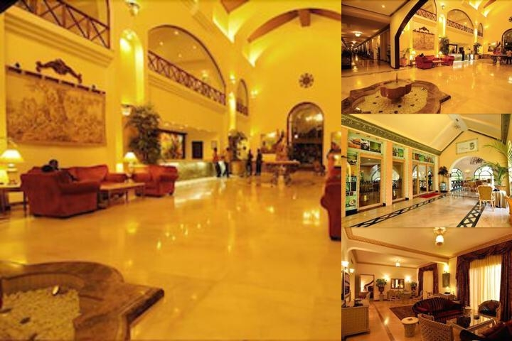 Golden Palms Hotel & Spa photo collage