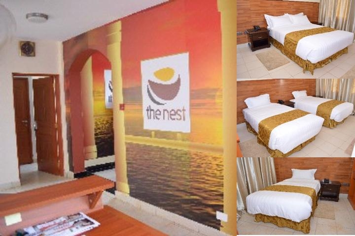 The Nest Bed & Breakfast Hotel photo collage