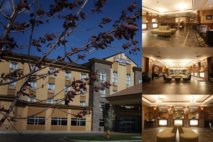 Pomeroy Hotel & Gaming Centr photo collage